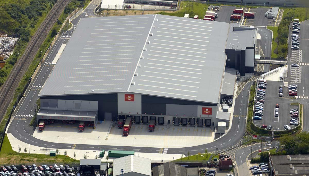 Postal Centre Strood Kent for J Sisk