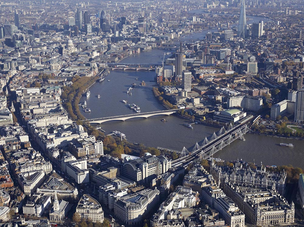Thames & City London for Library