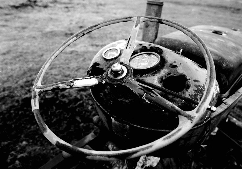 Old Tractor Coll
