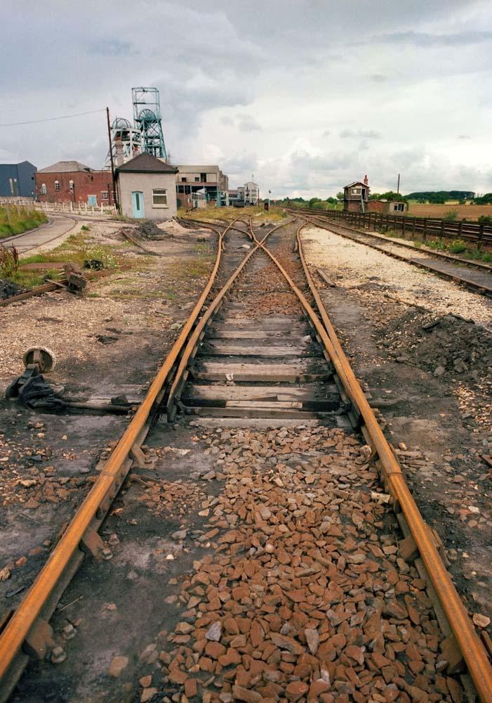 Micklefield Colliery 1982