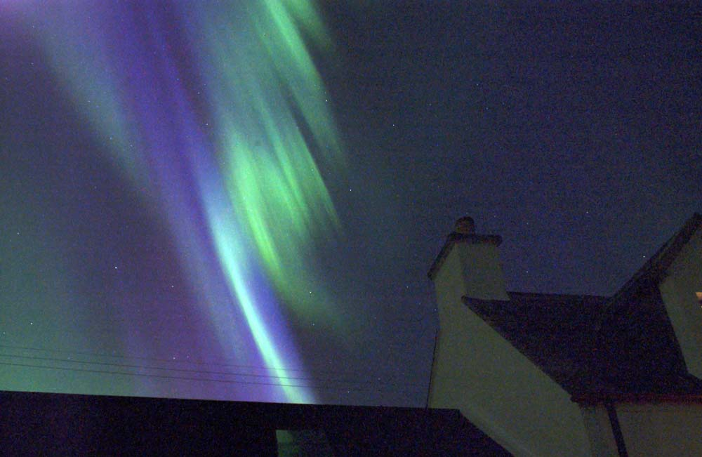 Northern Lights Wester Ross