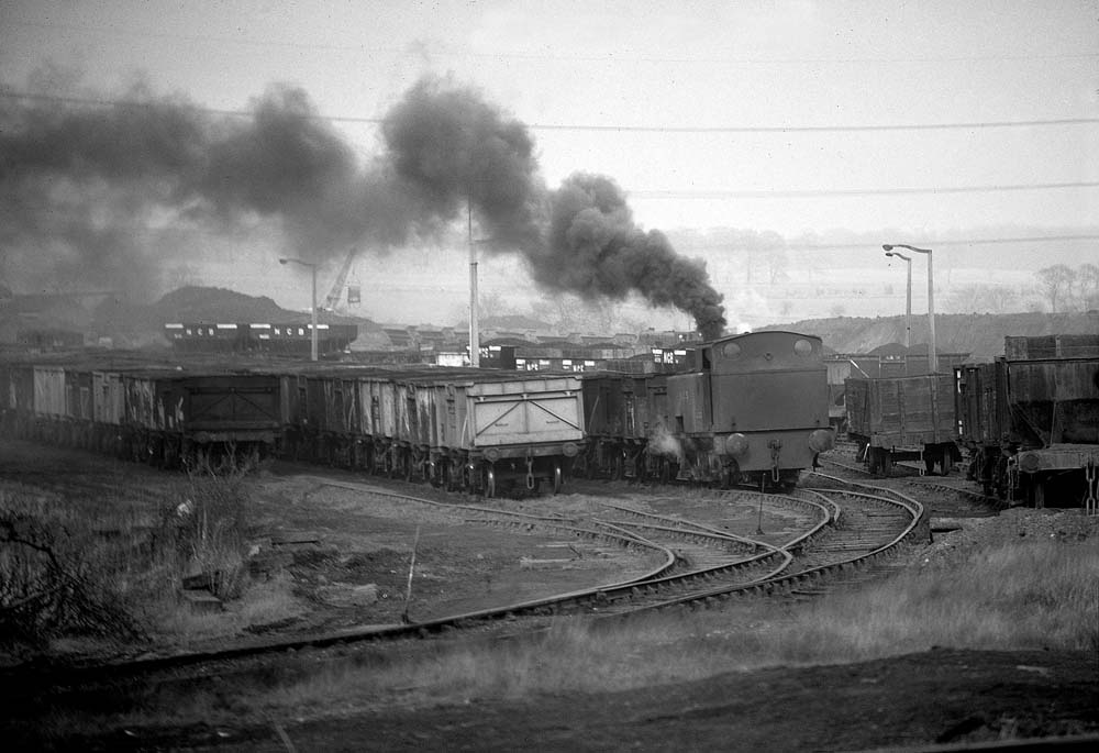 Newmarket Colliery 1974