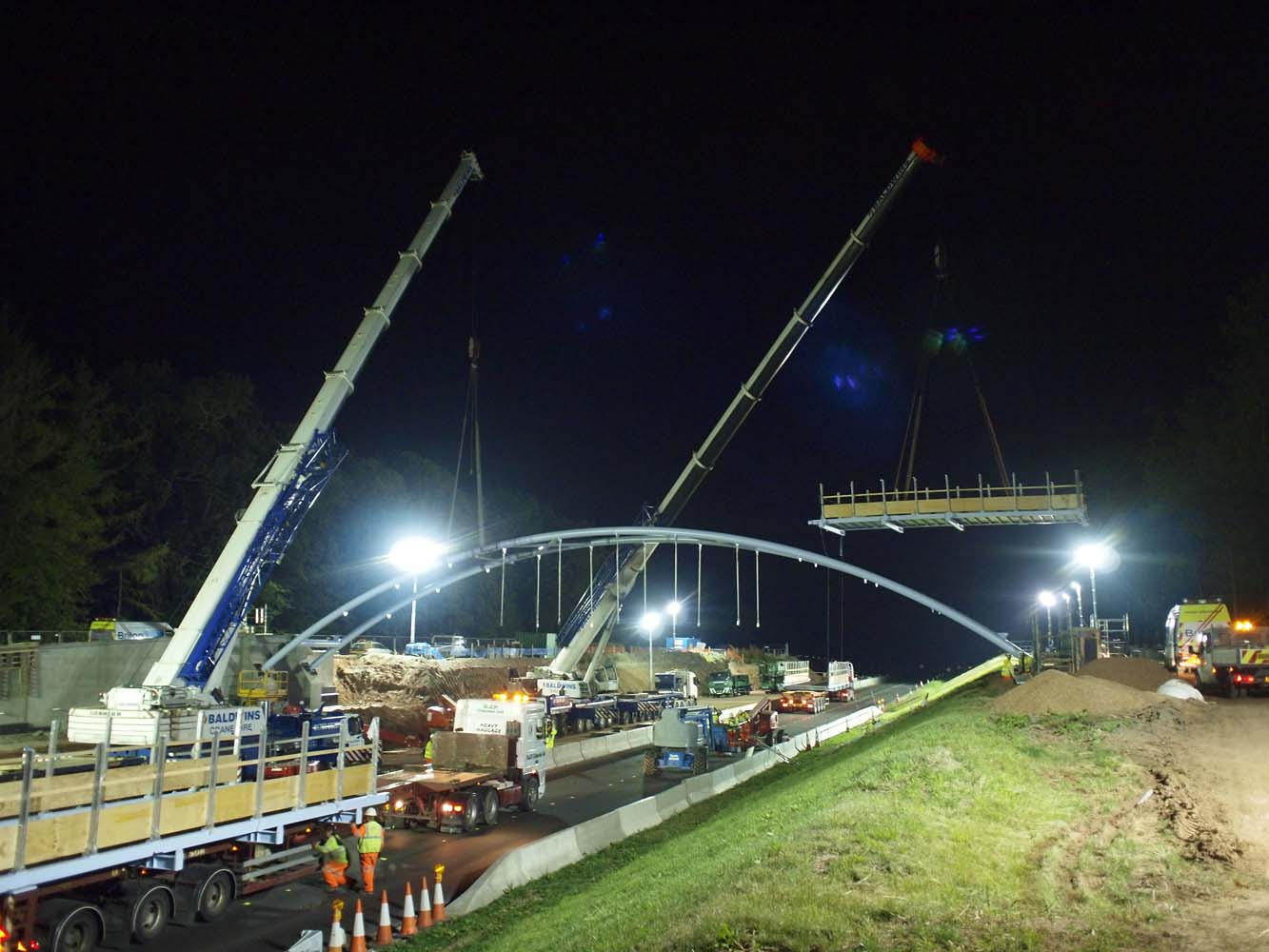 A46 Duelling for Balfour Beatty