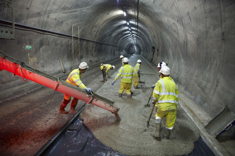 Woodhead Tunnel for Balfour Beatty