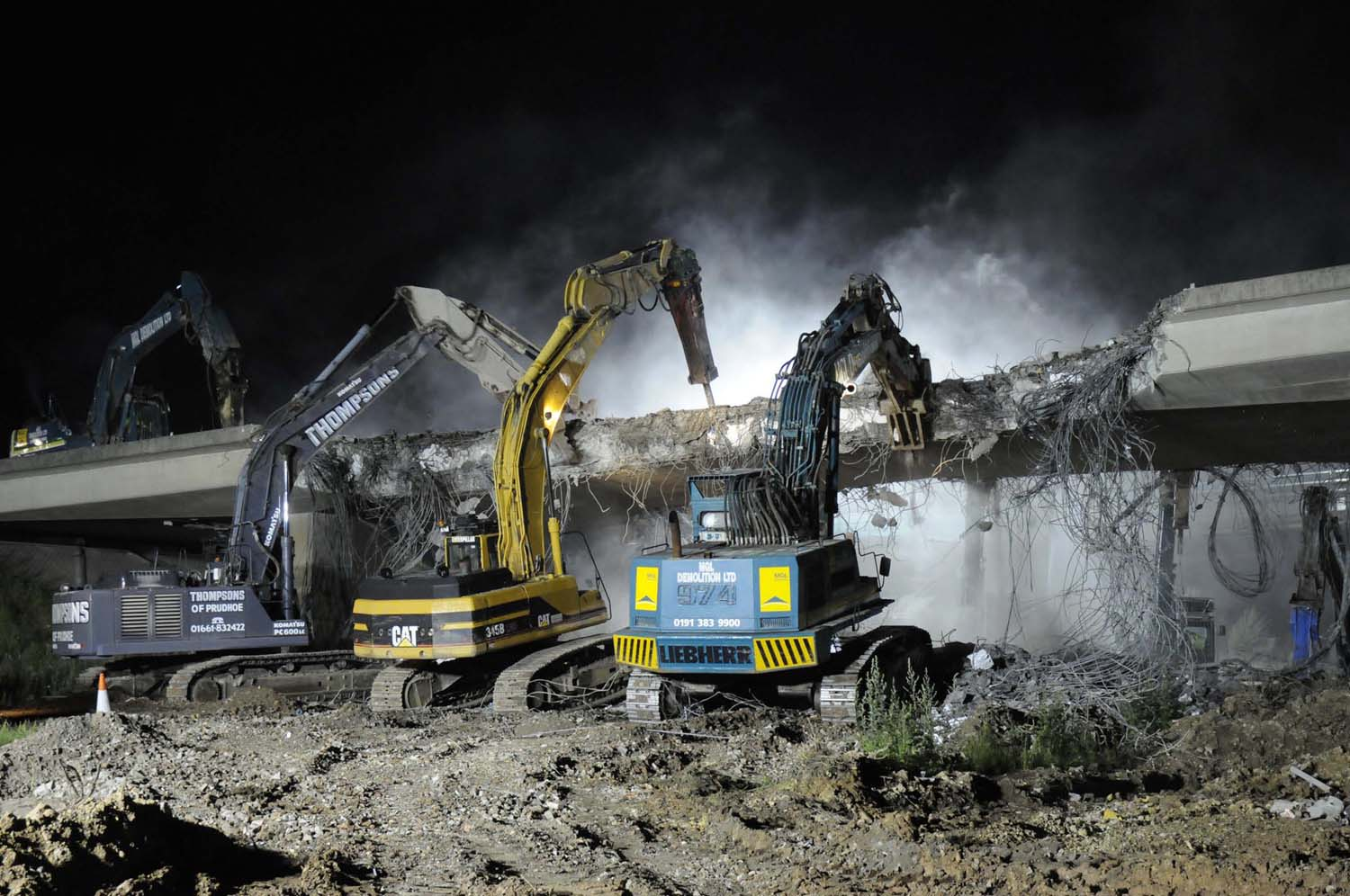 A1 Upgrade for Balfour Beatty