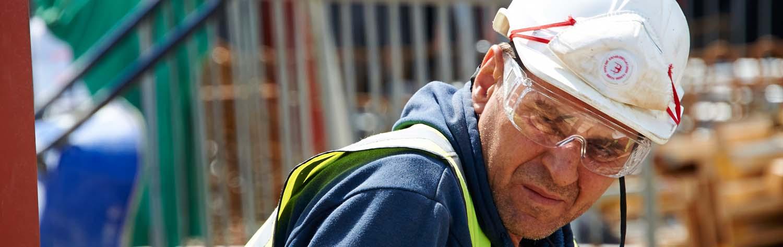 Construction Worker Peterborough for LABC