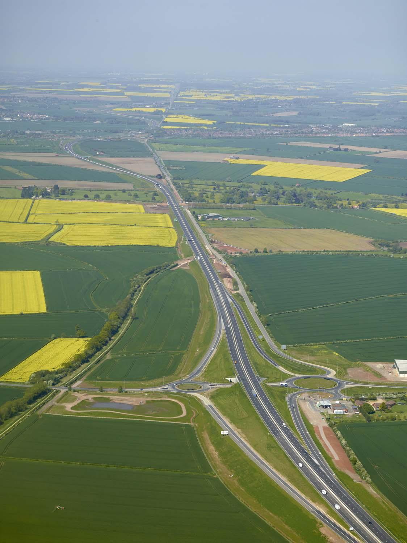 A46 Road Project Nottinghamshire