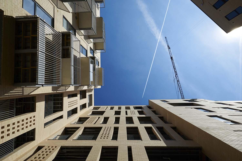 Residential development London for Box & Charnock