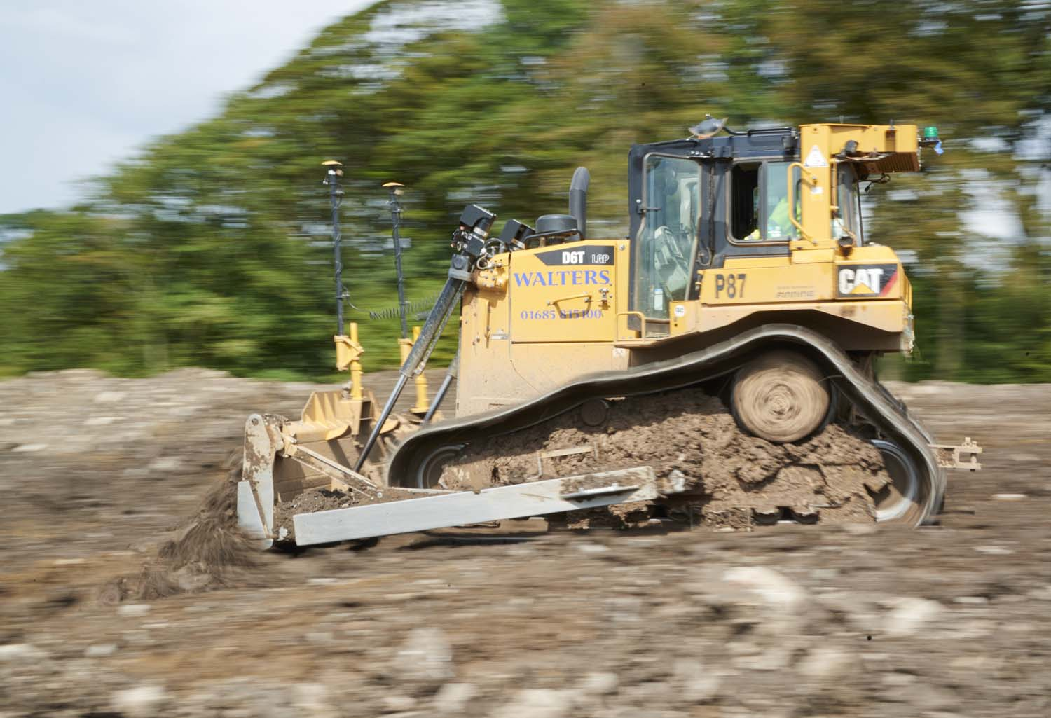 GPS Technology for Topcon
