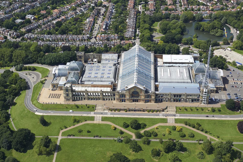 Alexandra Palace, London for Alexandra Palace