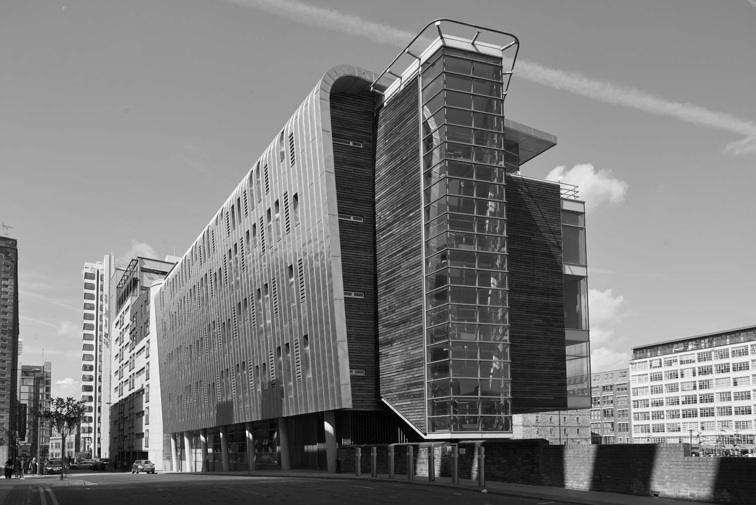 BDP Building Manchester for Town Centre Securities plc