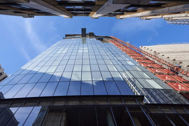 Leaman Street London Bennett Construction