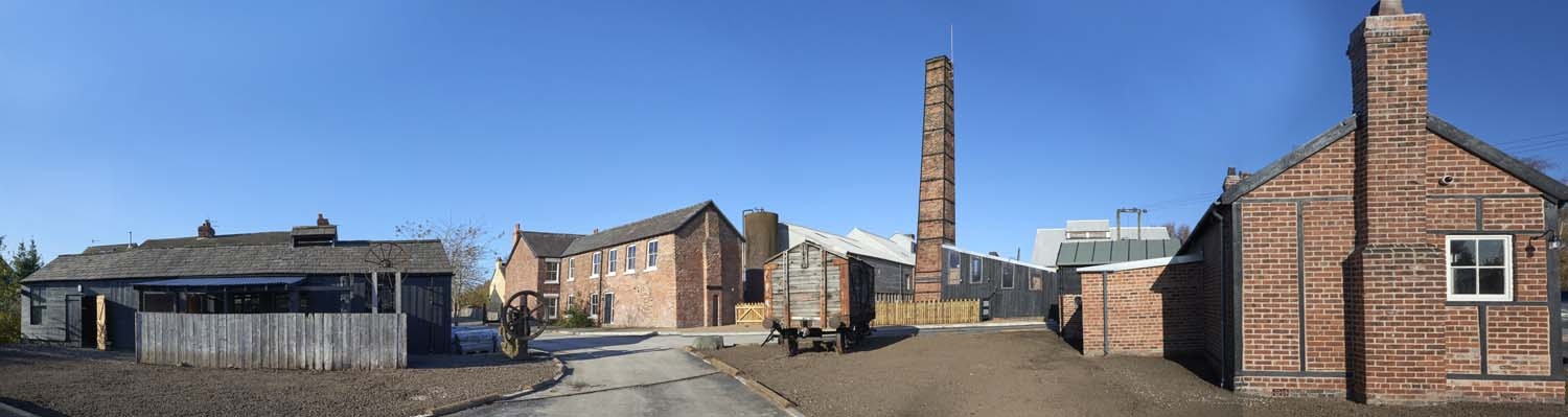 Salt Museum Middlewhich for Wates Construction