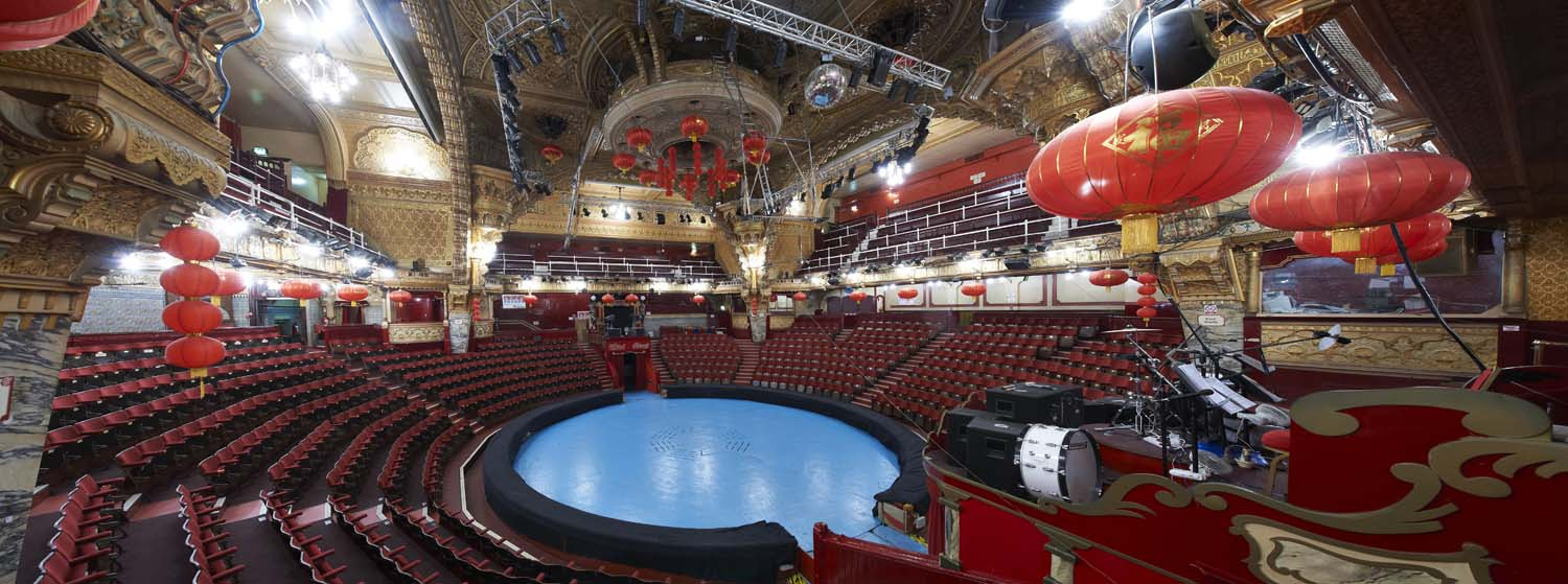 Tower Circus space Blackpool for Blackpool MBC