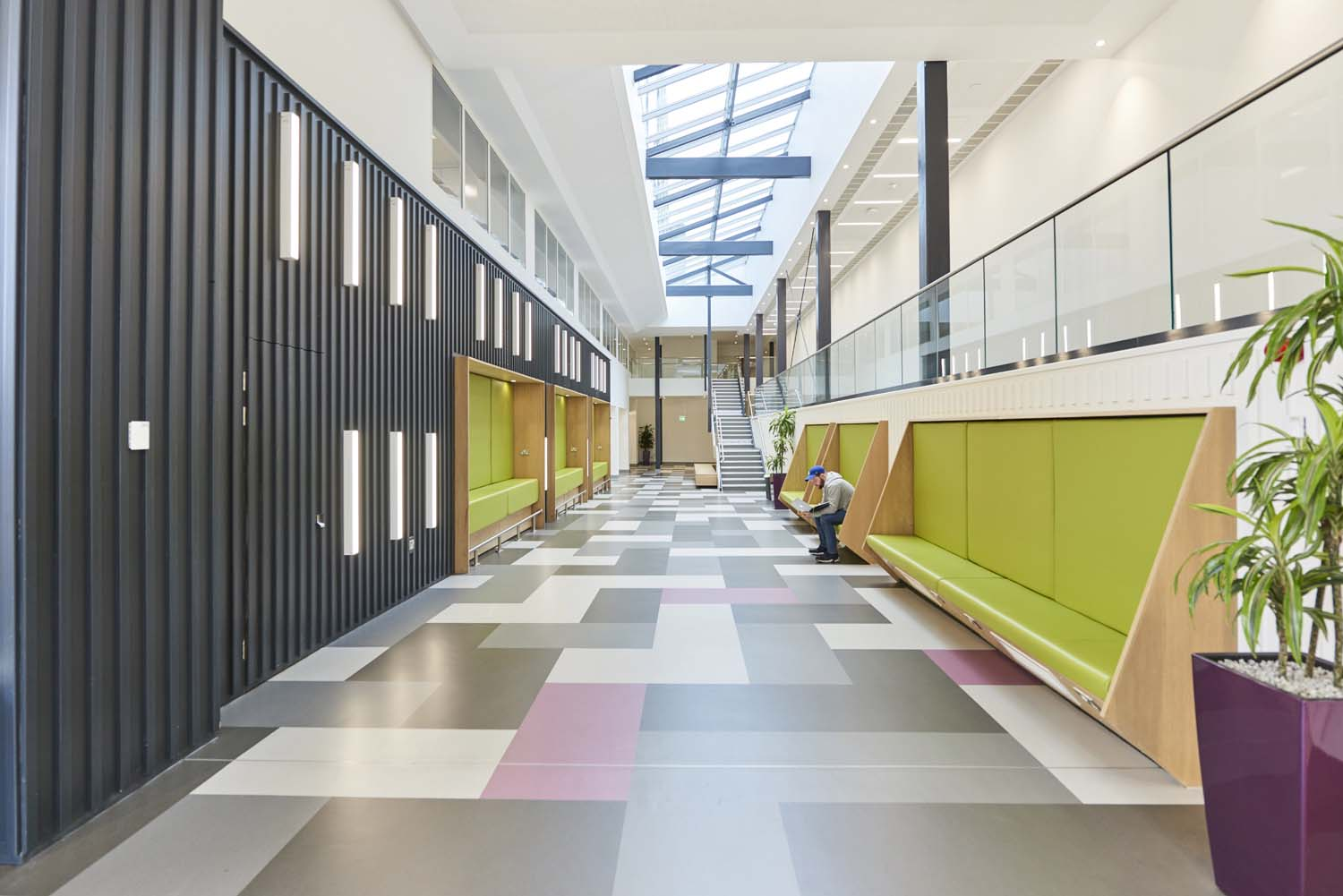 Leeds Beckett University for Race Cottam Architects