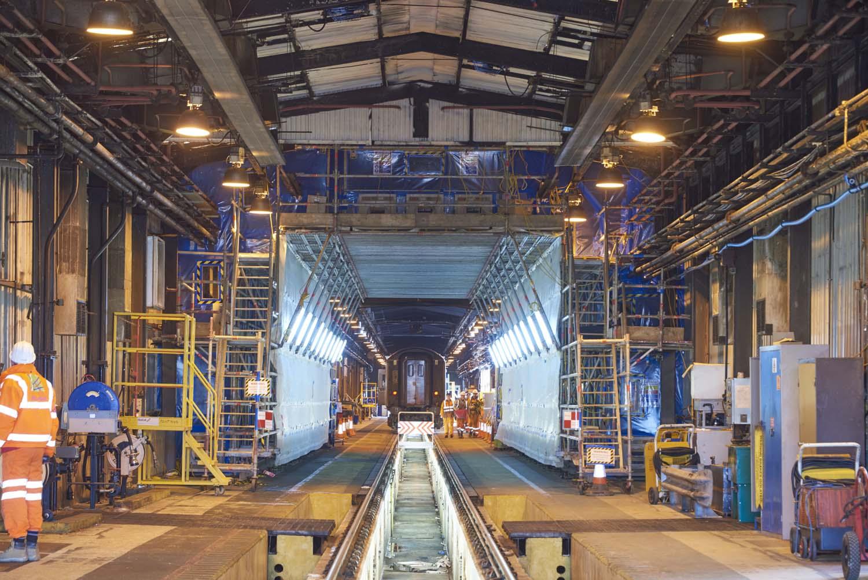 Network Rail Penzance for Rhodar