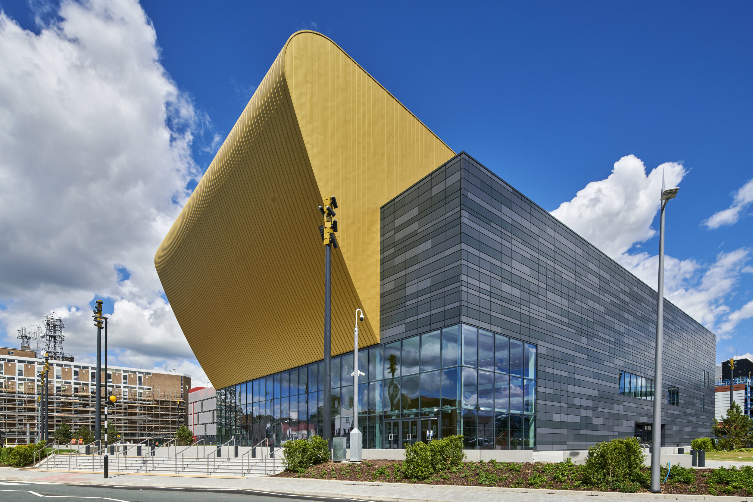 Hull Venue for AFL Architects