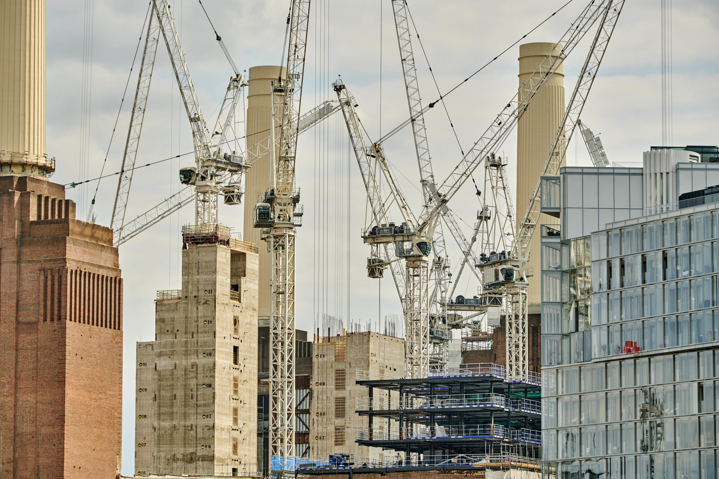Battersea Development for Freeform