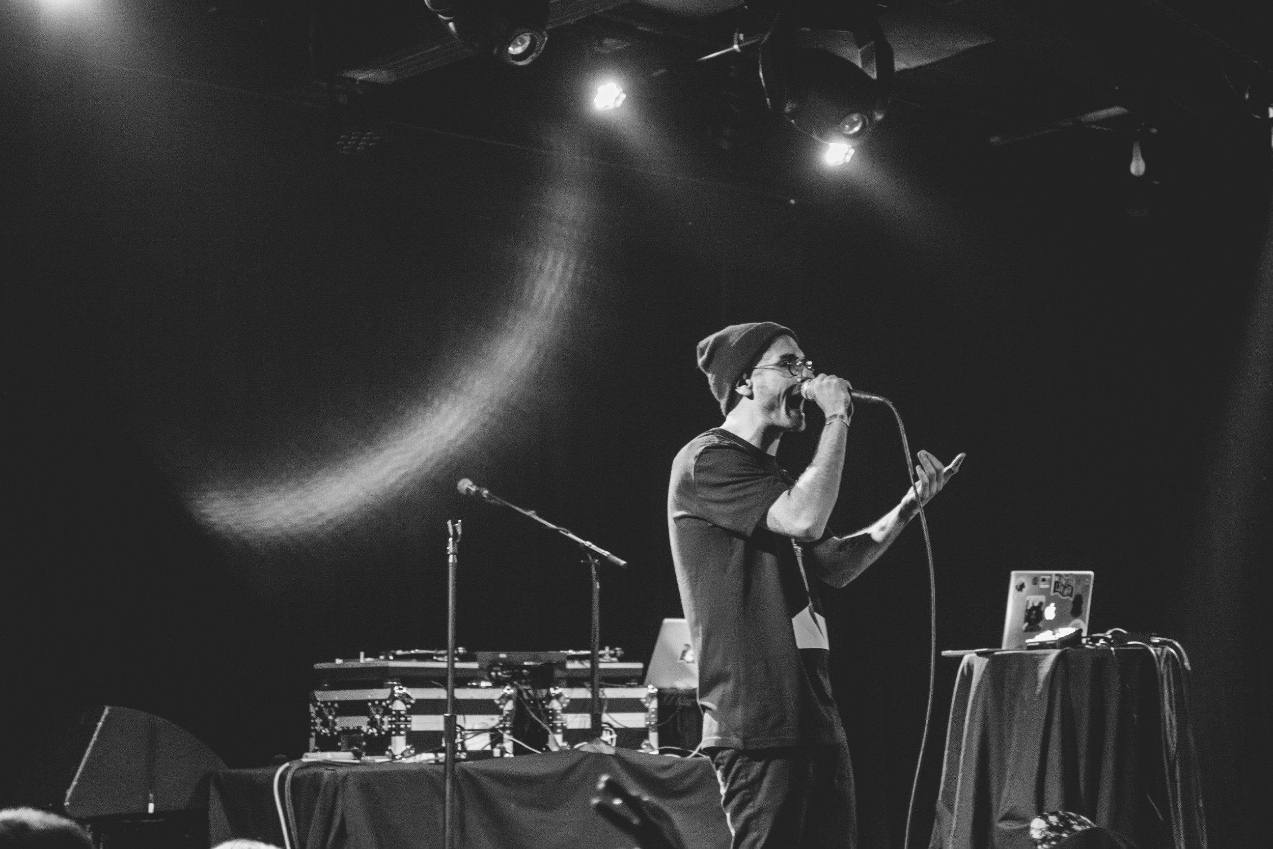Heather Byington Seattle Photography + sean anonymous Minneapolis Hip Hop