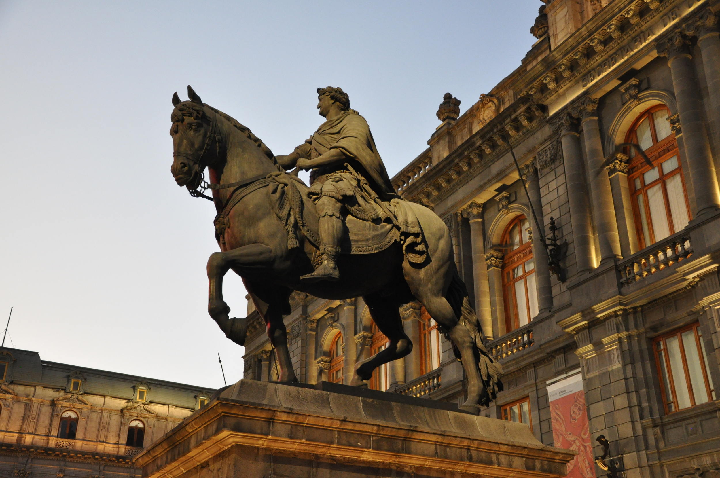 Centro Historico, Mexico DF