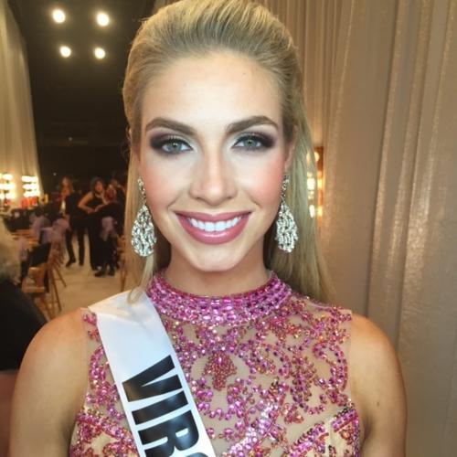 Miss Virginia USA: Top 15 Miss USA 2015