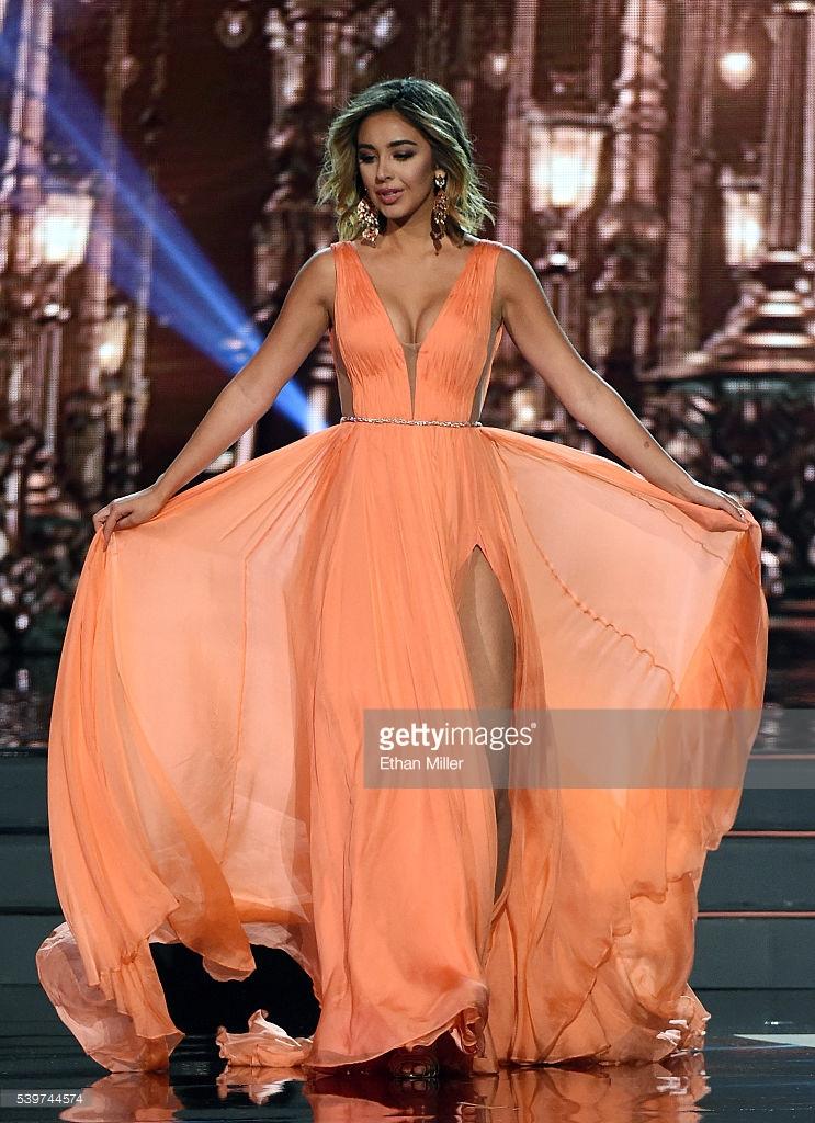 Miss California USA: Top 5 Miss USA 2016