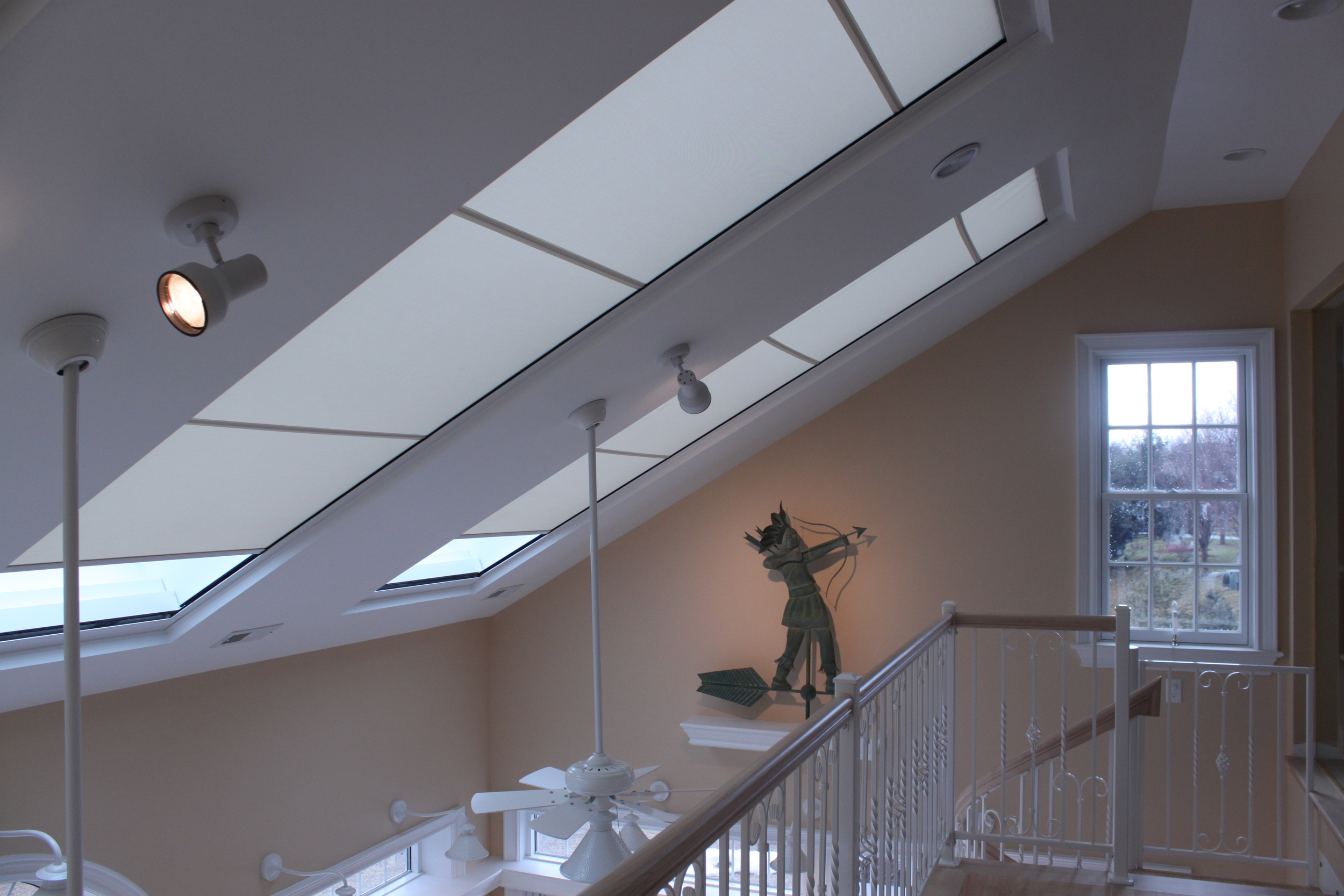 Crown FTS Skylight Shades