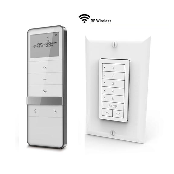 RF Wireless Controls