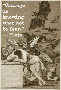 Plato and Goya with Hypnotherapist in Central London image
