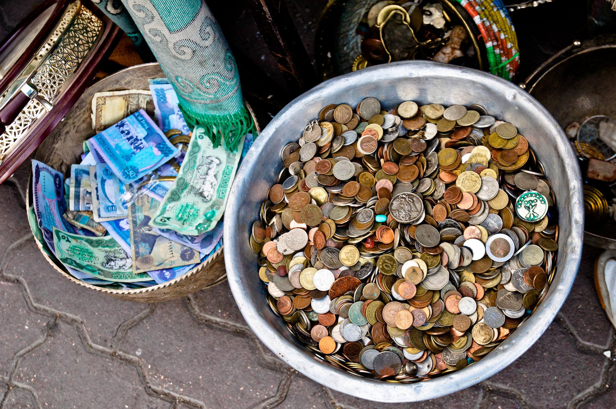 Currency    Amman, Jordan