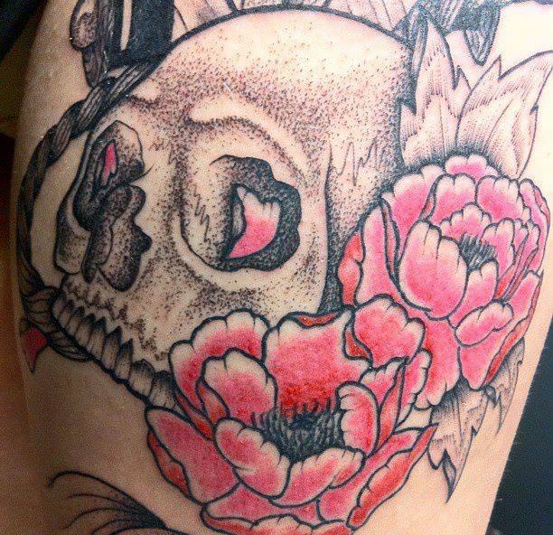 Il sera en guest chez mtl tattoo sud du 1er au 22 octobre 2013