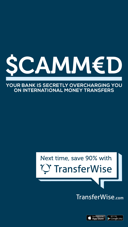 TransferWise — Squadron Venture Media