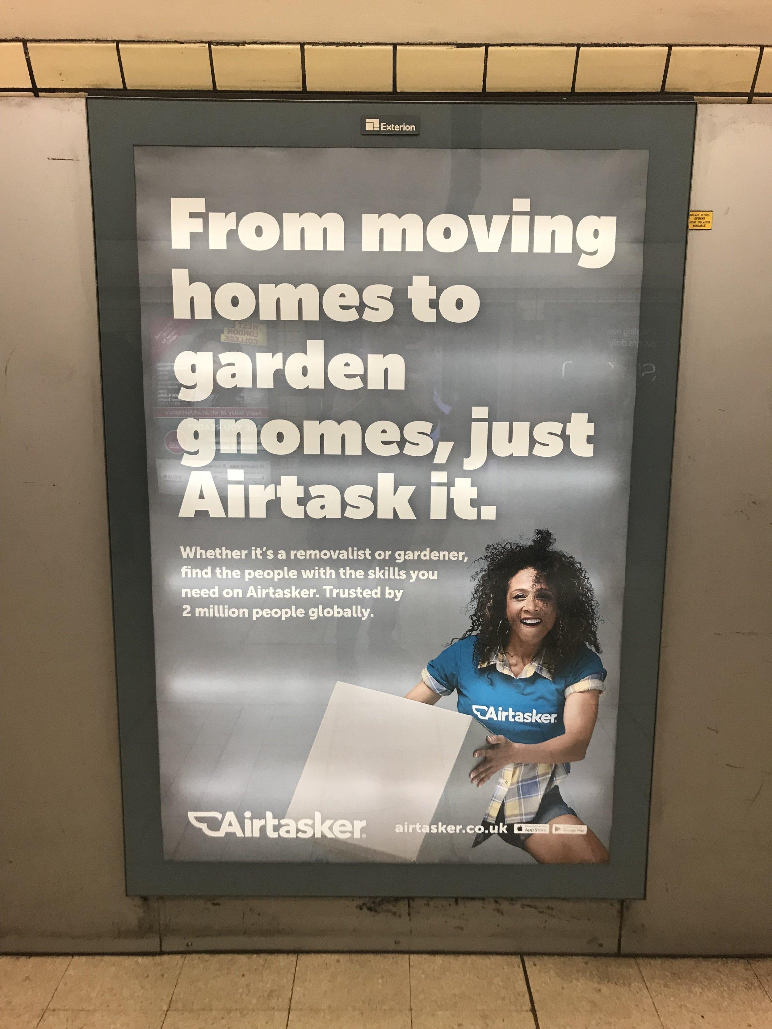 Airtasker — Squadron Venture Media