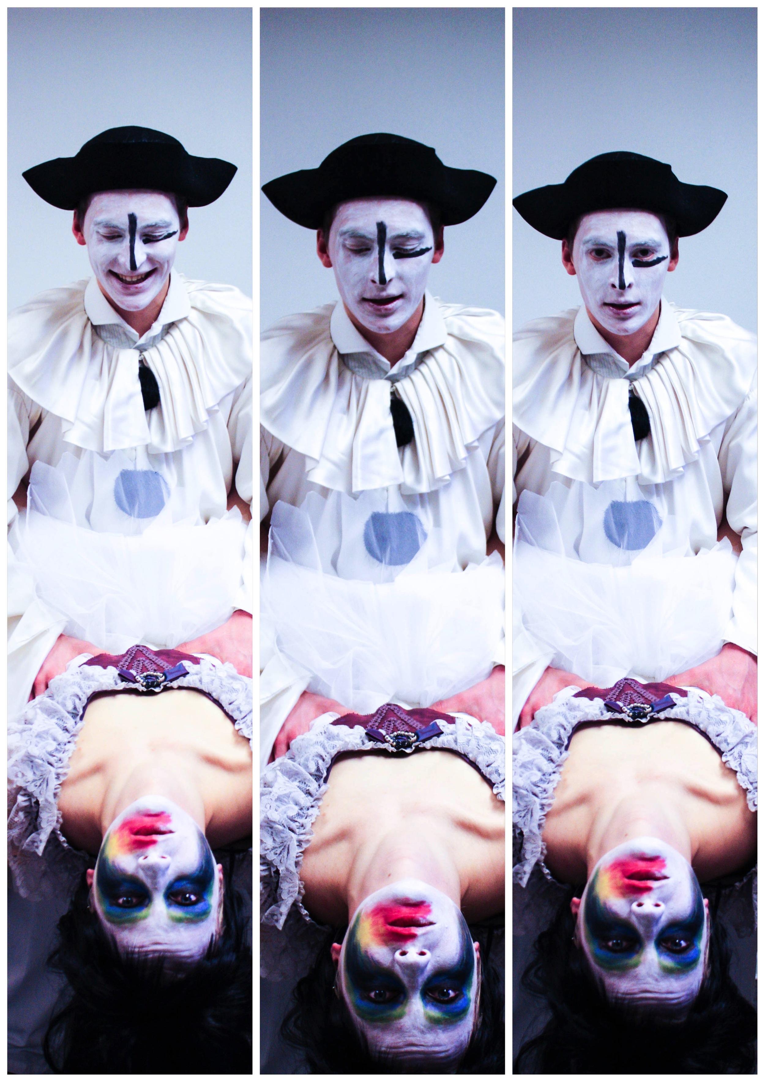 """""""Jag föddes människa – jag levde clown – jag sålde mitt hjärta – jag dog fattig"""""""