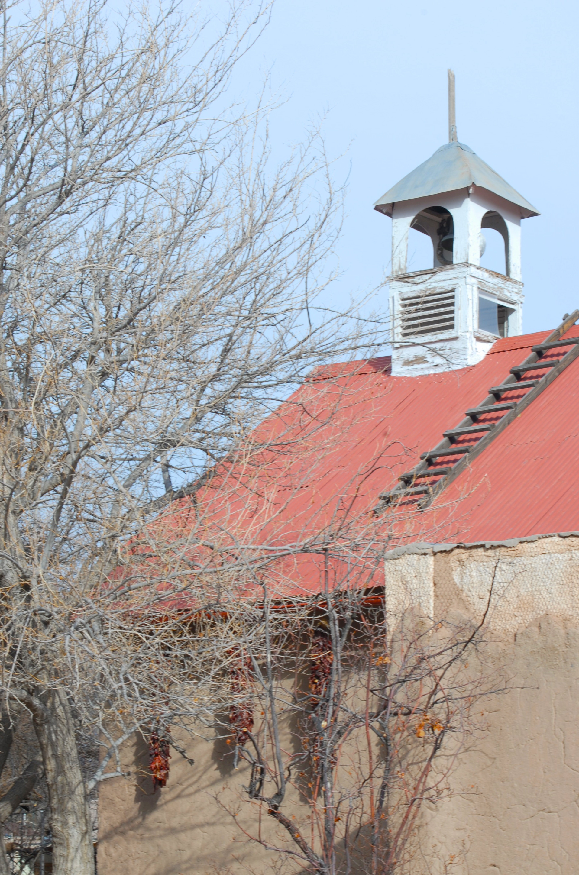 Old Guadalupe Church, North Valley
