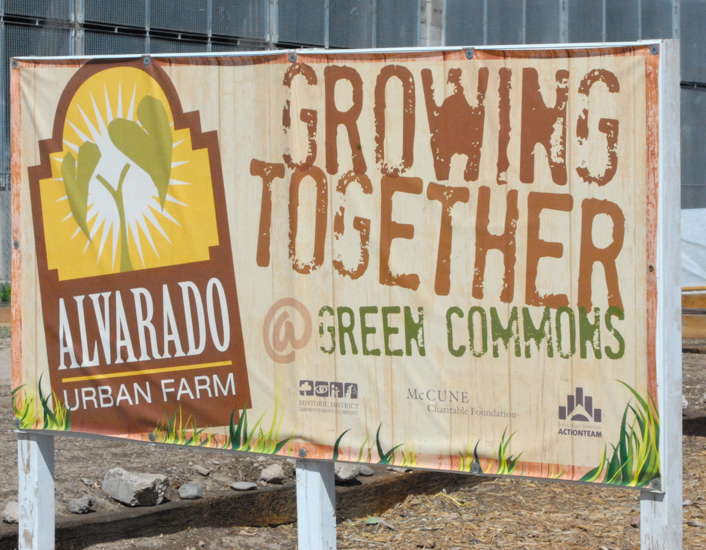 Alvarado Urban Farm