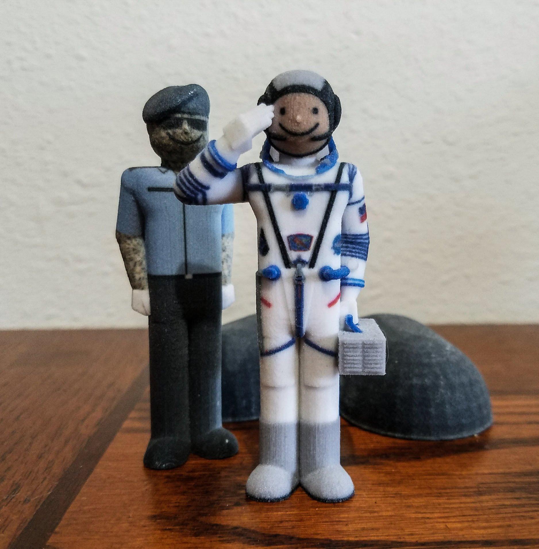 NASA Sokal suit