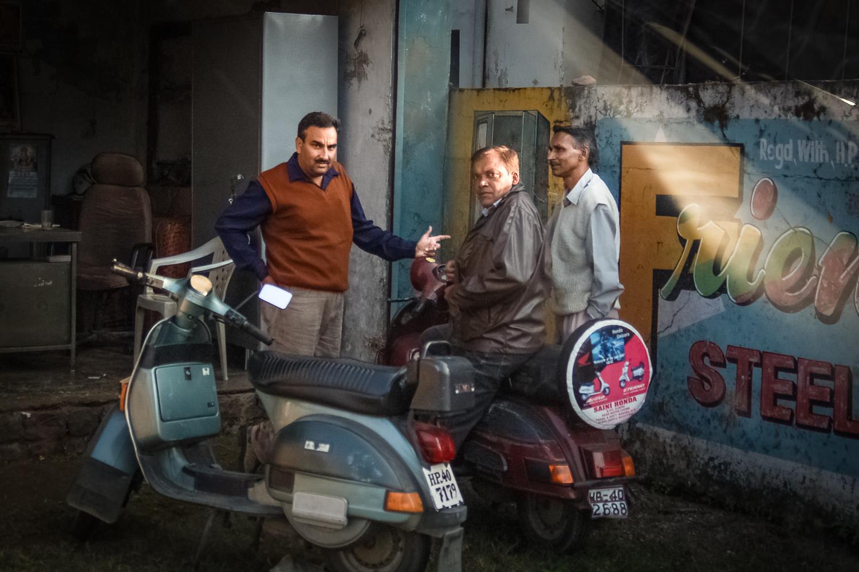 Drive-By Shooting #0120 / Himachal Pradesh, India