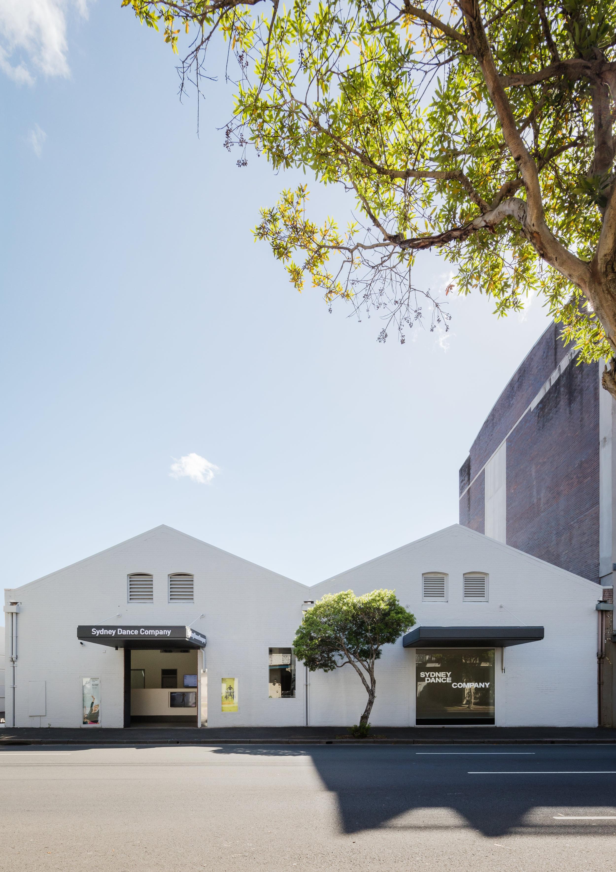 Sydney Dance Company Studios | Dunn & Hillam Architects