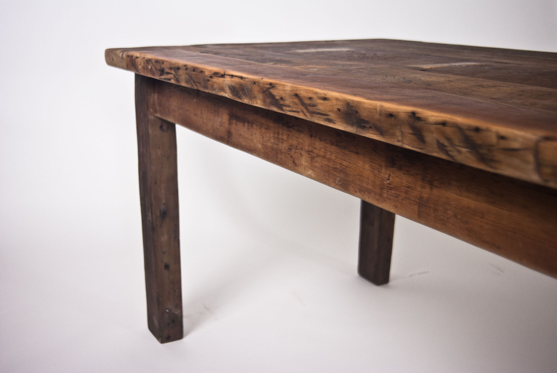 Reclaimed Poplar Table