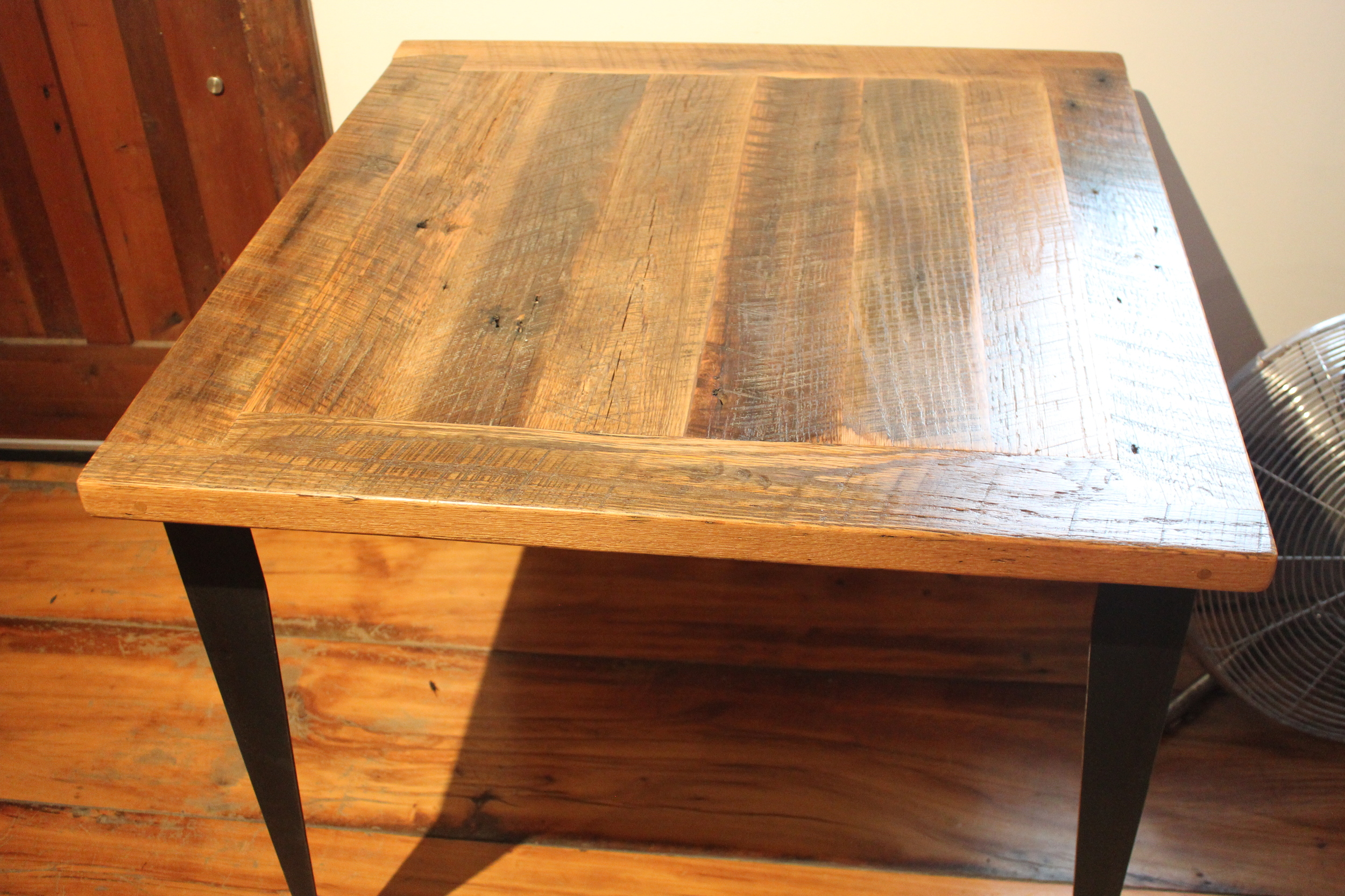 Reclaimed Oak Top