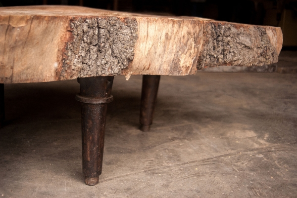 Incorporating vintage lumber into your home may be easier than you think.