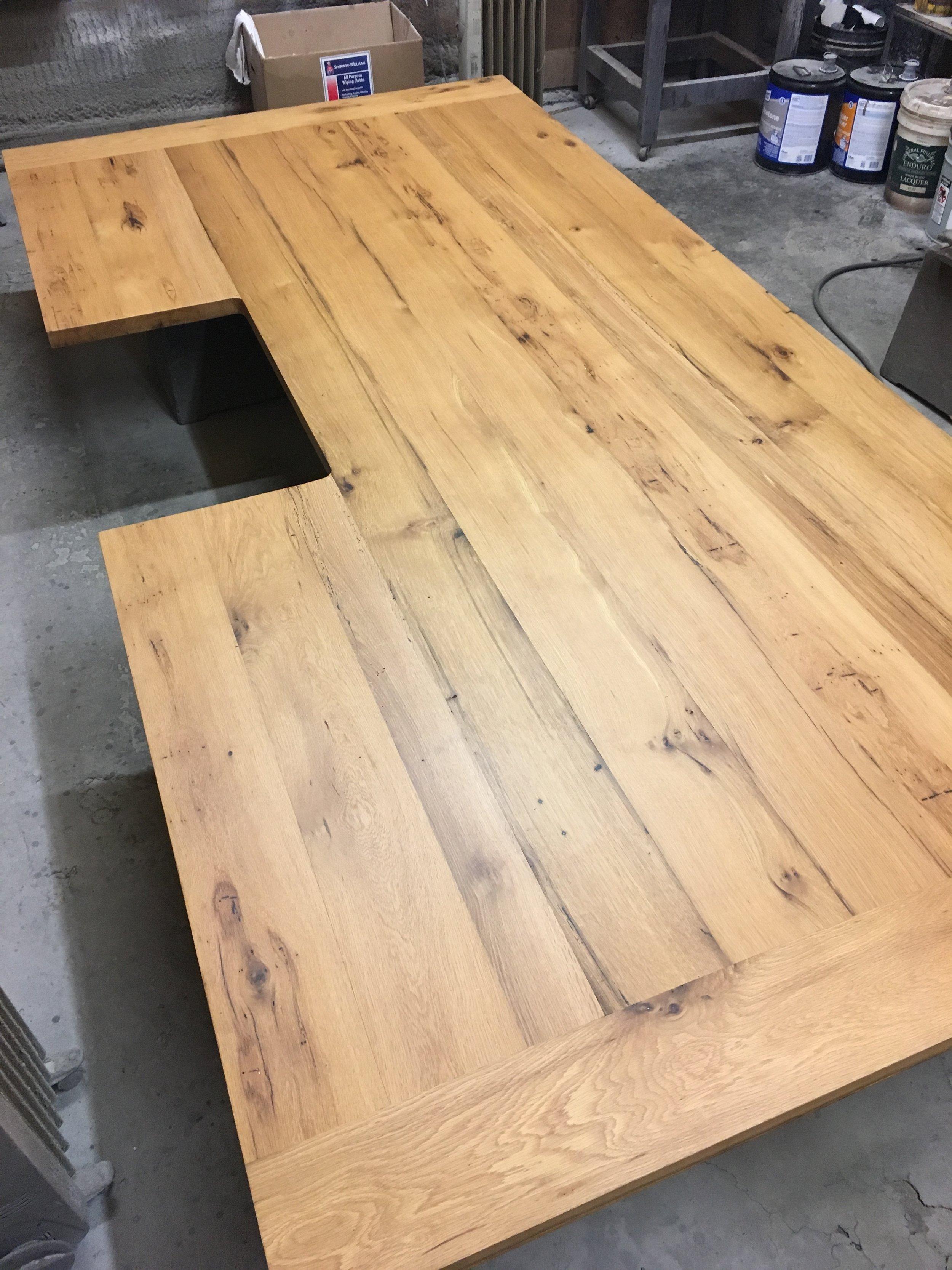 Oak Countertop