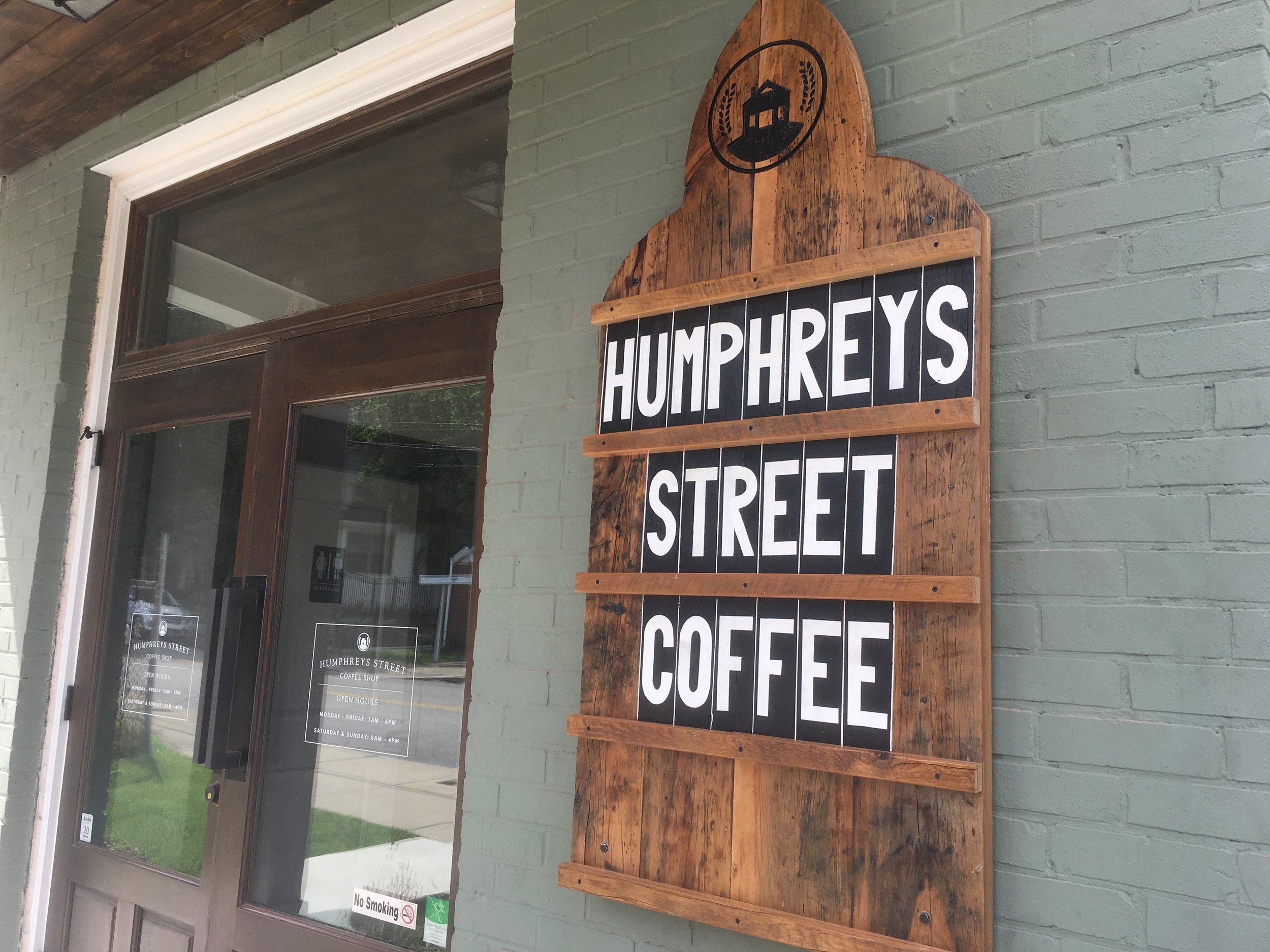 Humphreys Coffee Sign.JPG