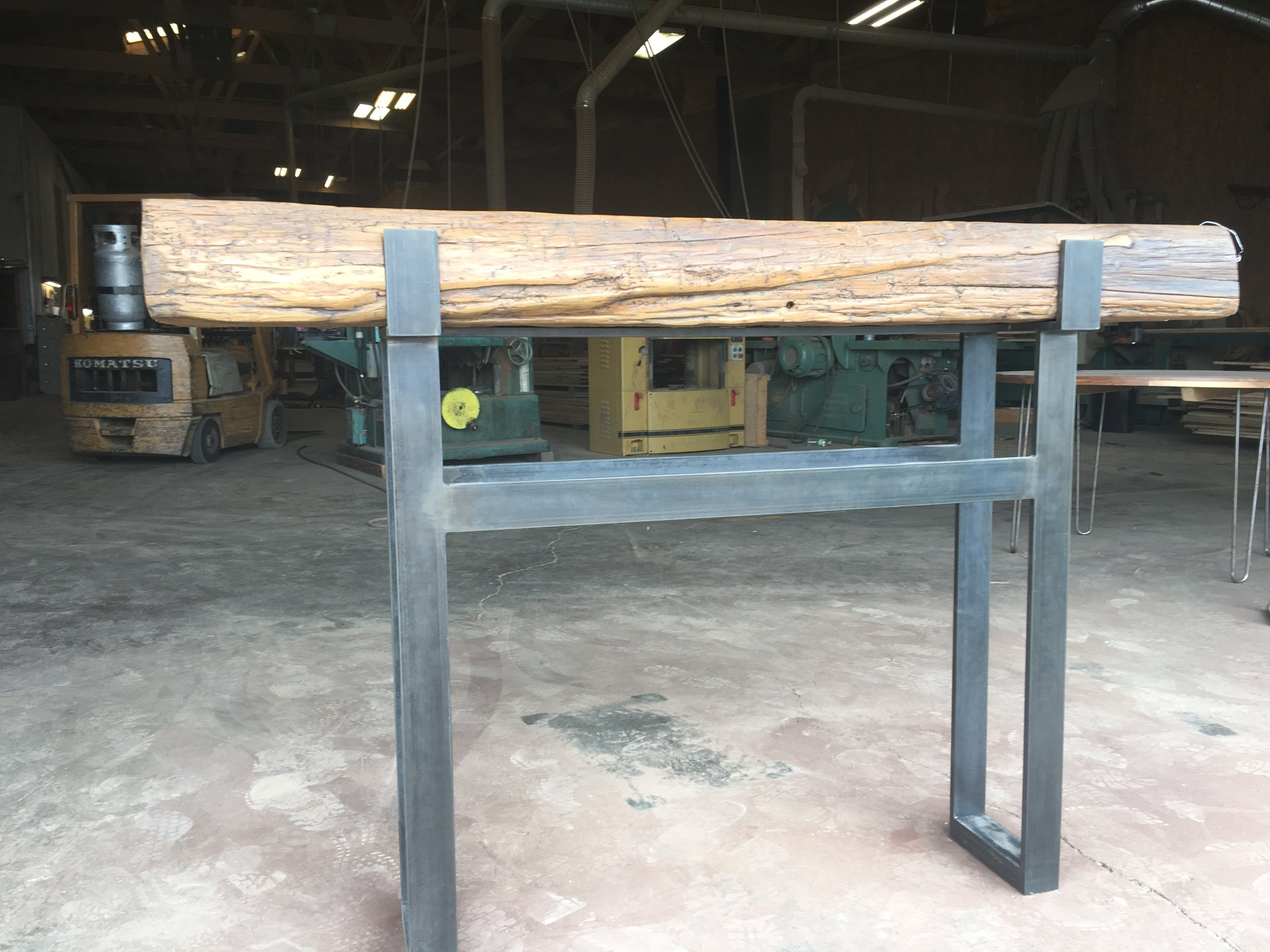 Poplar Beam Console Table 2.JPG