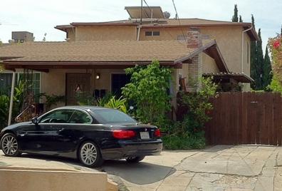 homes for sale in the Los Feliz oaks