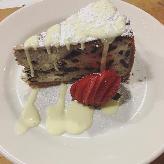 Oreo cheesecake in Santa Clara.😊