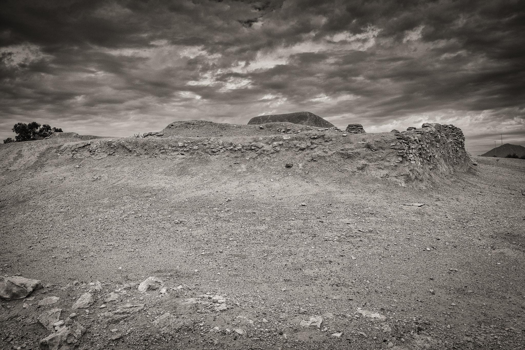 Pueblo Grande: Hohokam Platform Mound