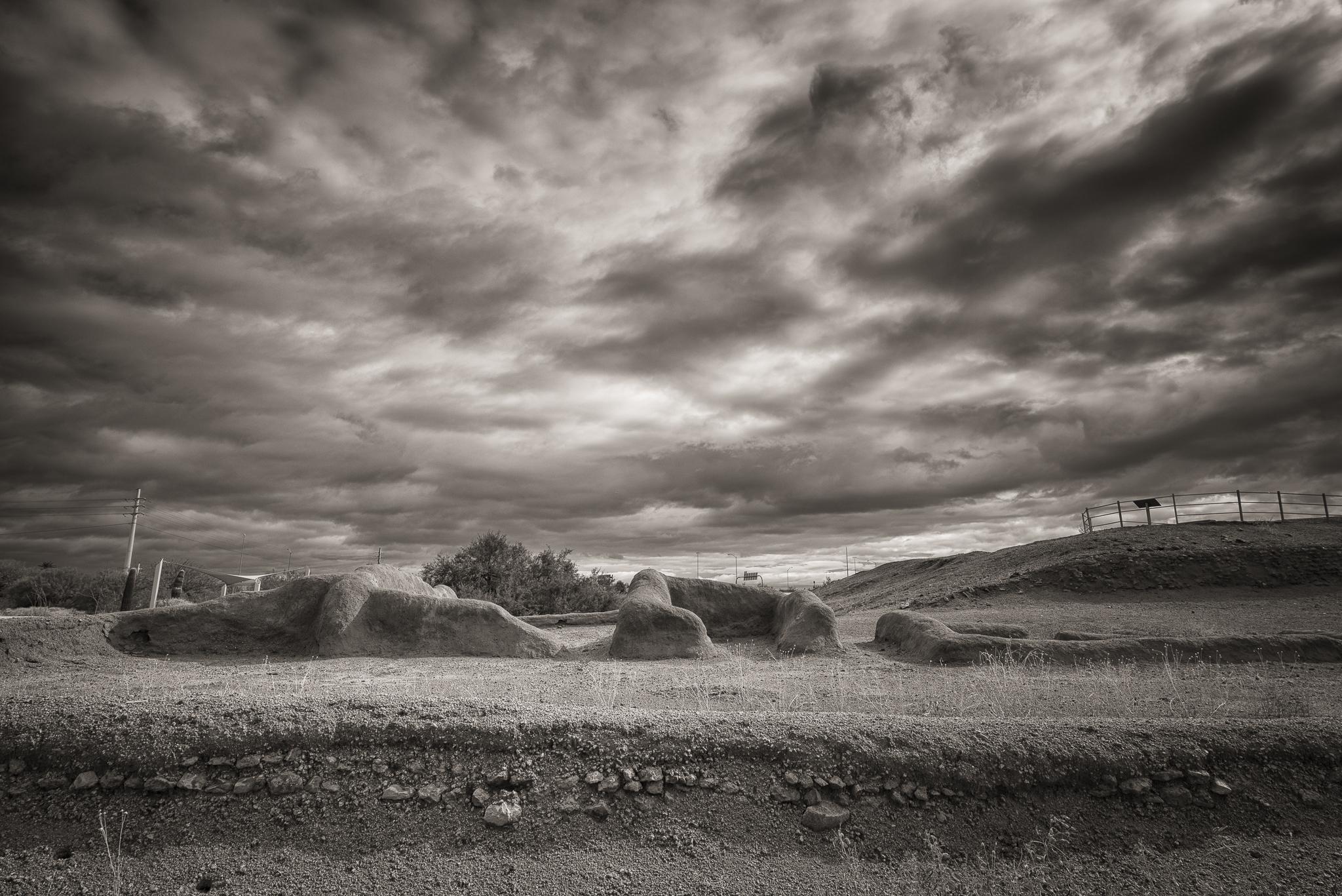 Pueblo Grande: Platform Mound Enclosure