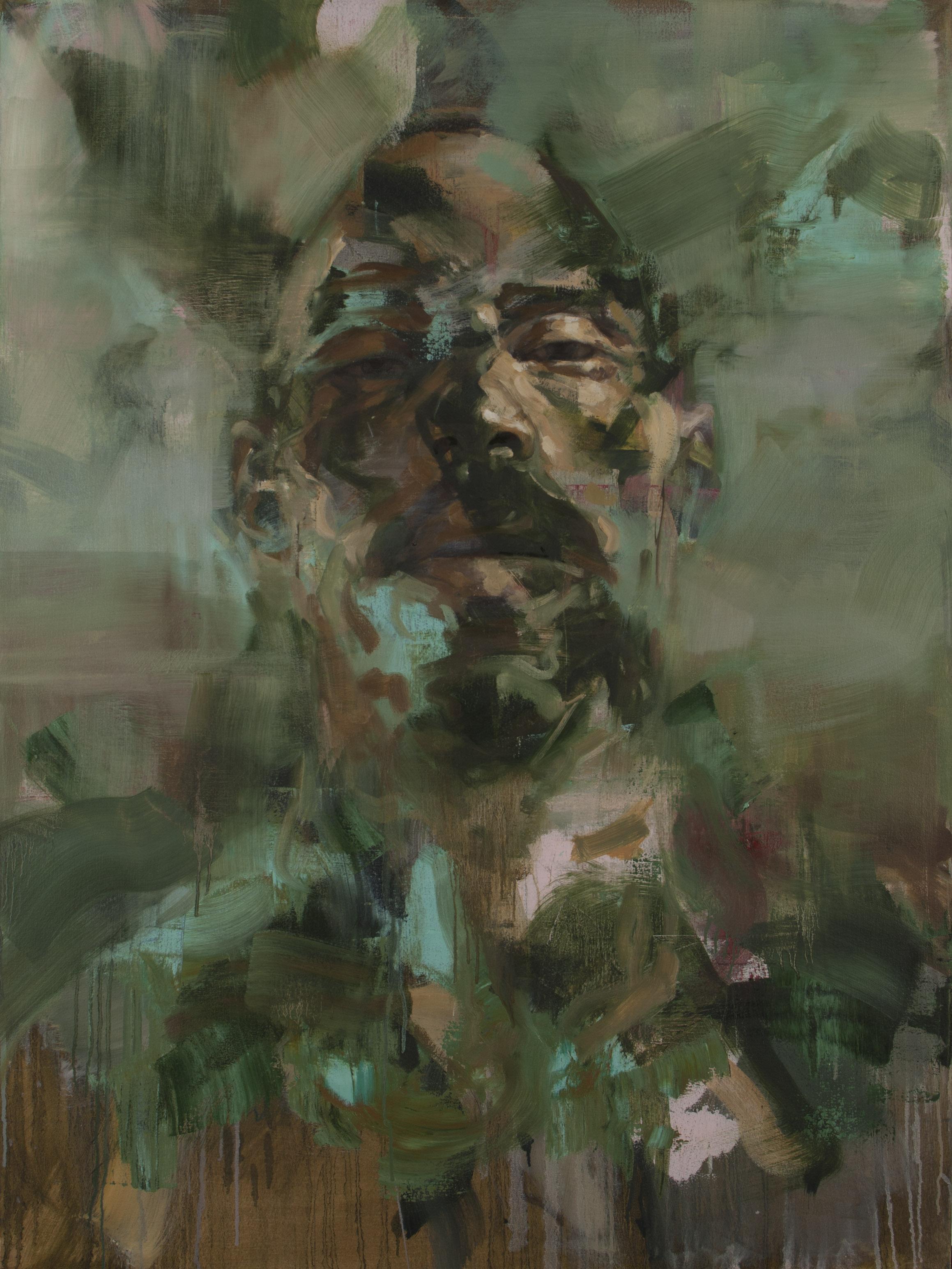 Shadow Self Self-Portrait #2